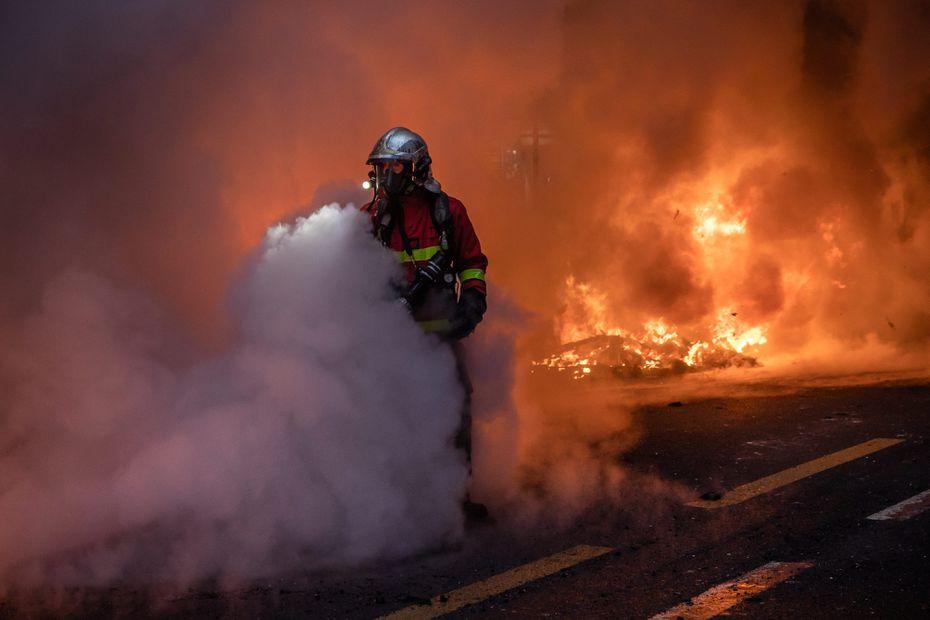 Strasbourg : incendie dans 5000 tonnes d'ordures ménagères au centre d'incinération du Rohrschollen