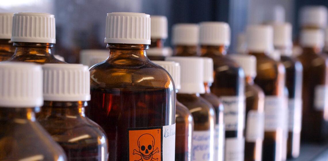 Les risques chimiques pour la santé