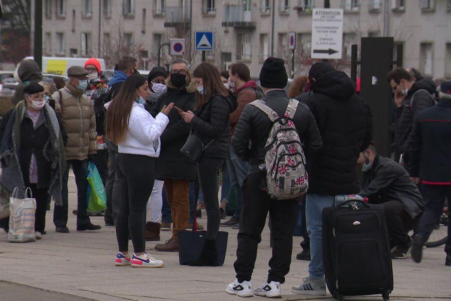 La gare d'Angoulême évacuée suite à une odeur suspecte