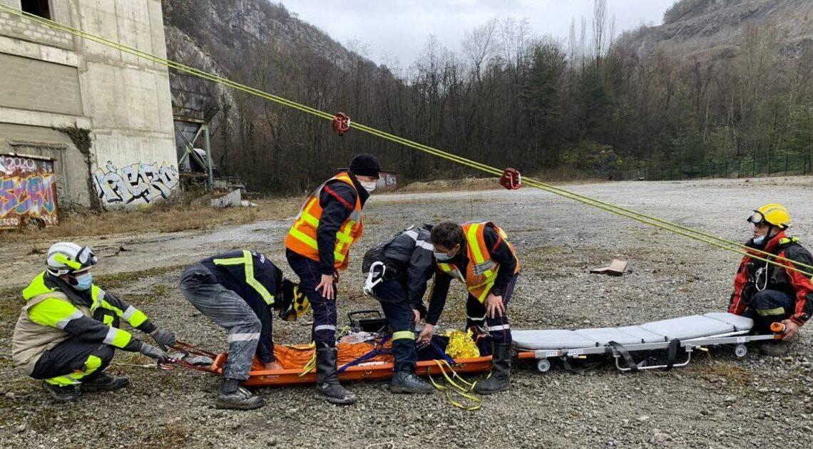 Société. Pays de Savoie : une équipe de pompiers certifiée pour des missions internationales