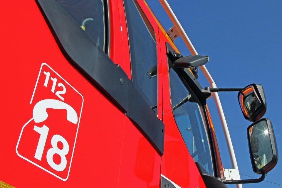 Vingt veaux évacués d'un bâtiment agricole en flammes, en Seine-Maritime